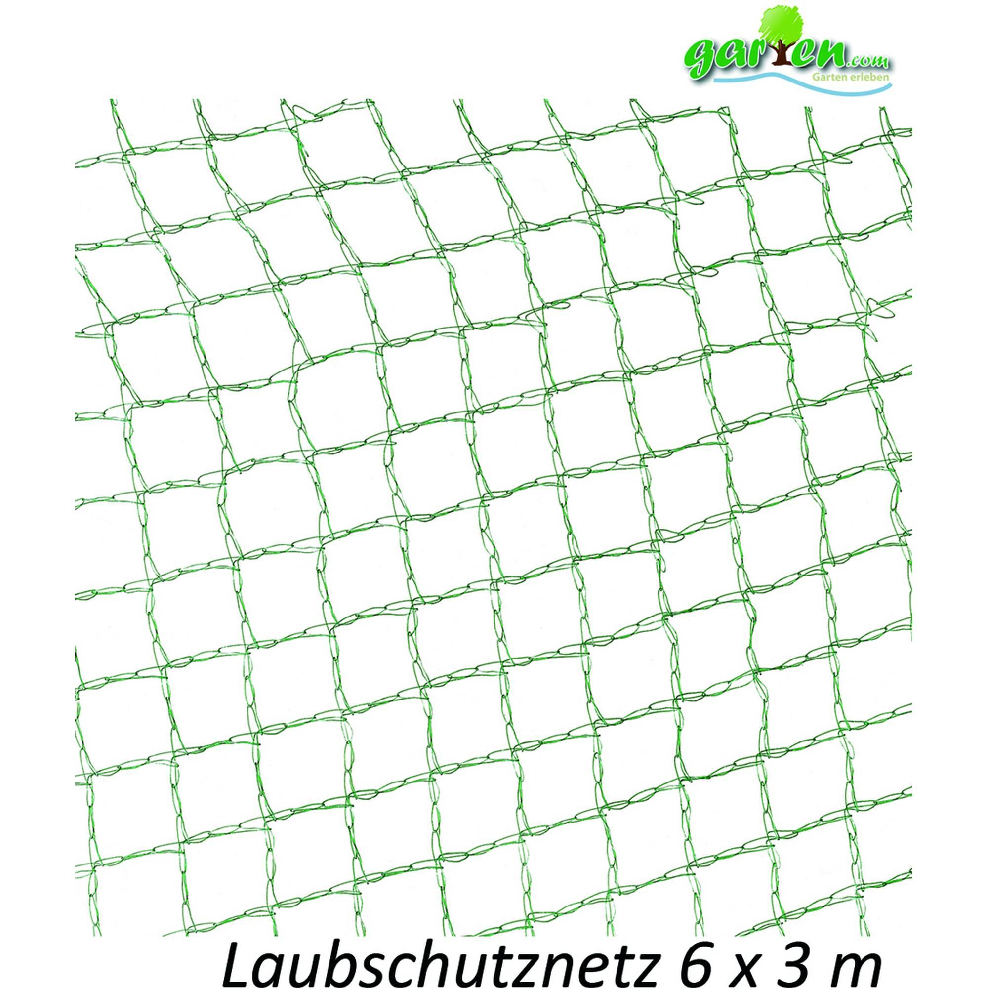 Laubschutznetz 6 x 3 m Teichnetz