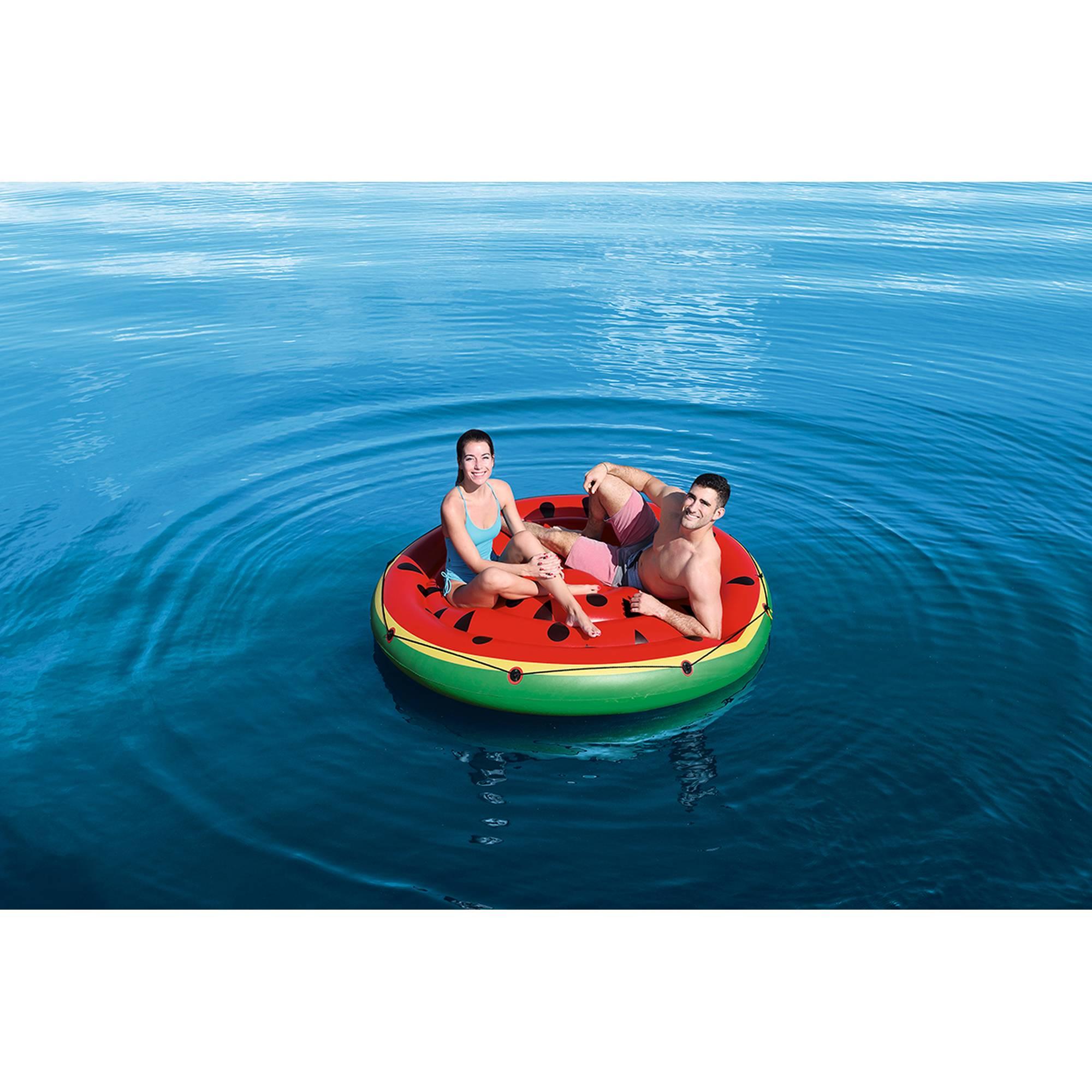 Bestway Watermelon Island Badeinsel Ø 188 cm