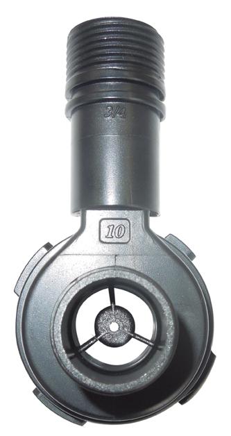 Pumpenkammerdeckel (klein) für HSP