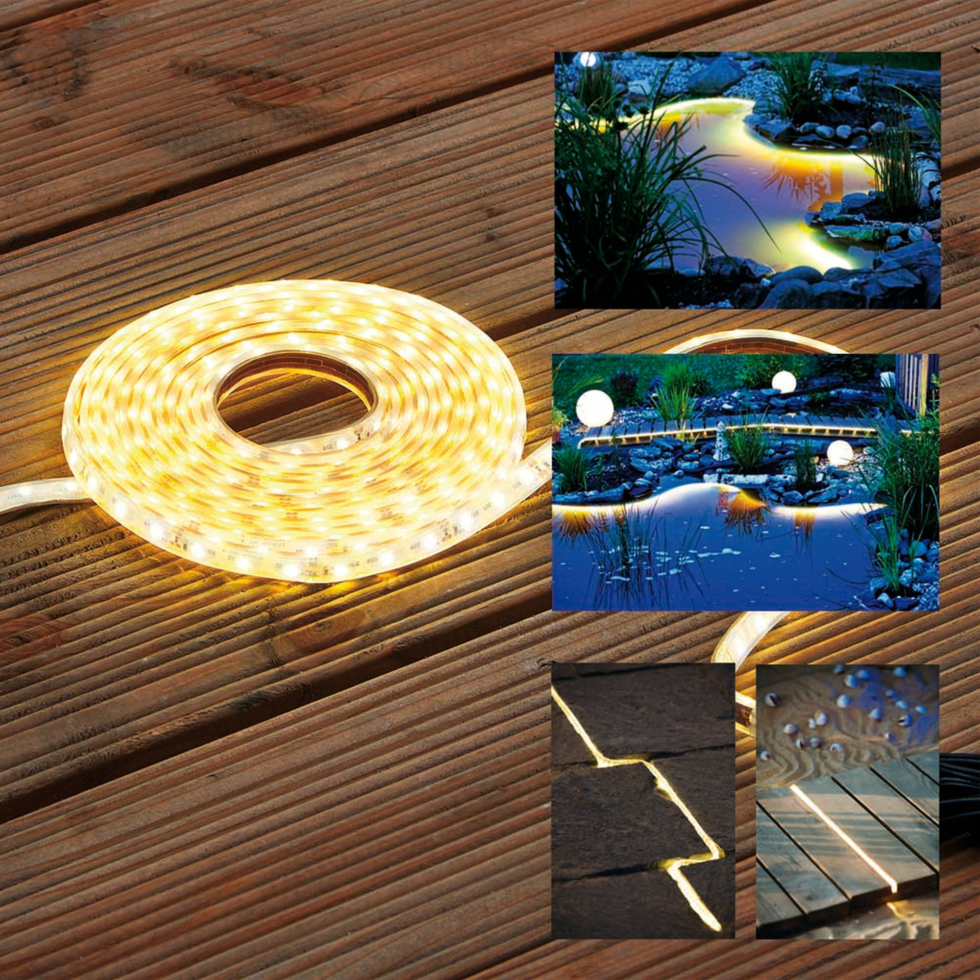 LED Strip Light, 12V, 60LEDs/m, IP 68