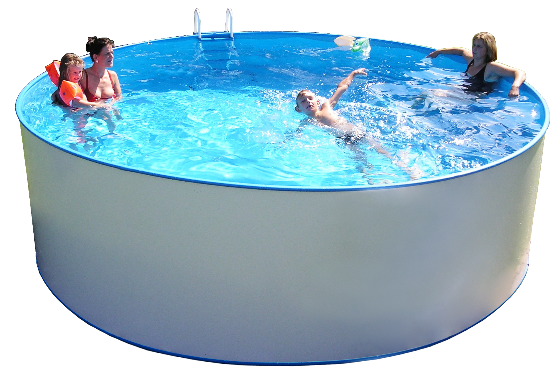 Rundbecken 400x110cm von Planet Pool