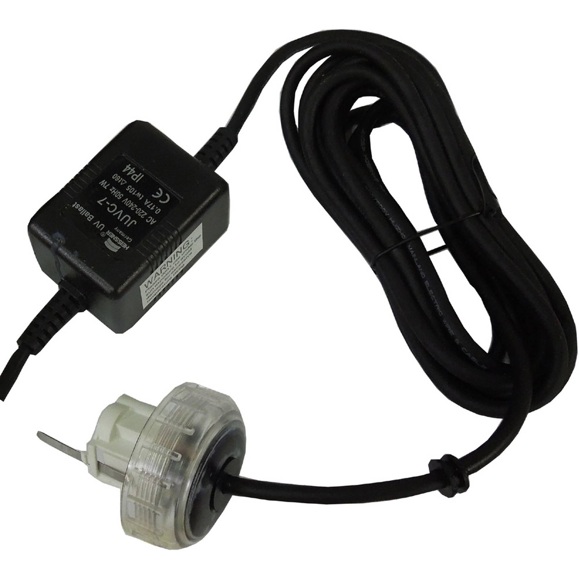 UVC cap incl. cable + ballast HLF4000-00
