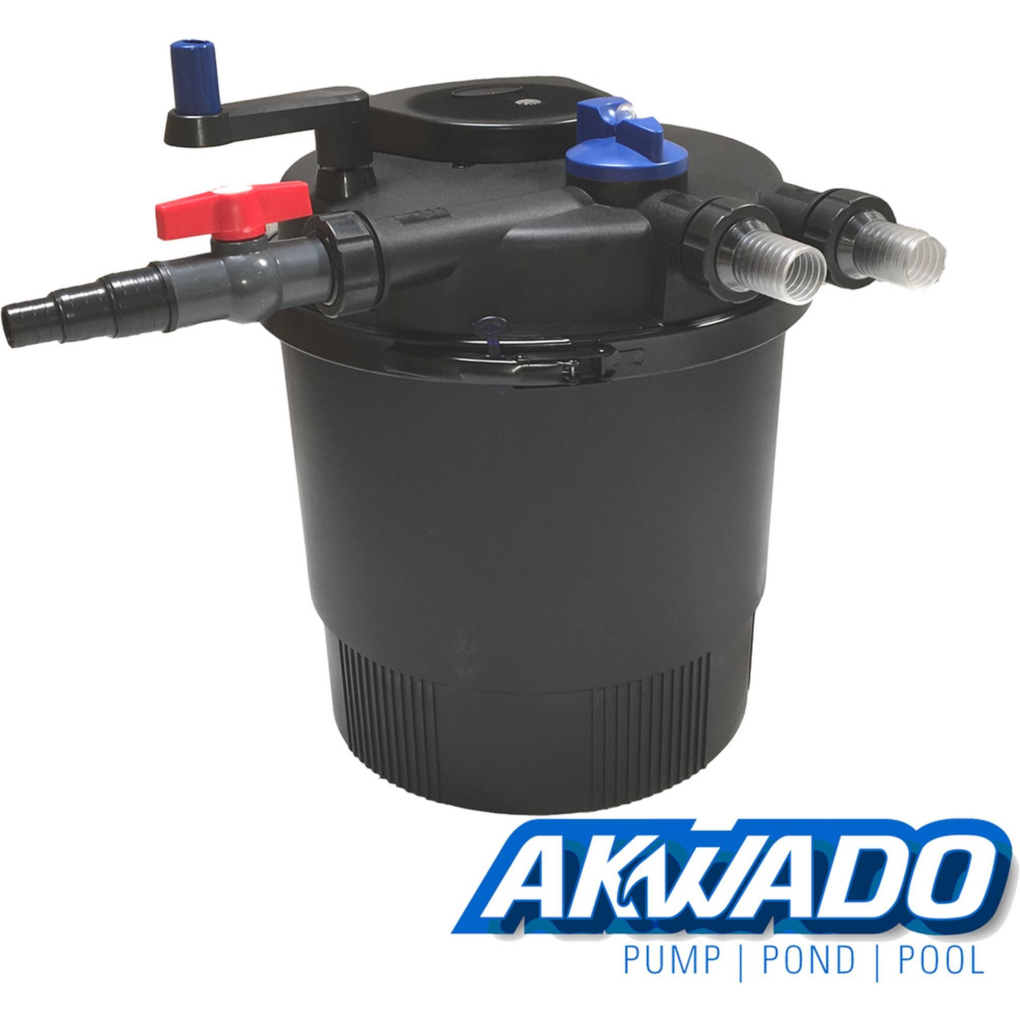 AKWADO Teichdruckfilter