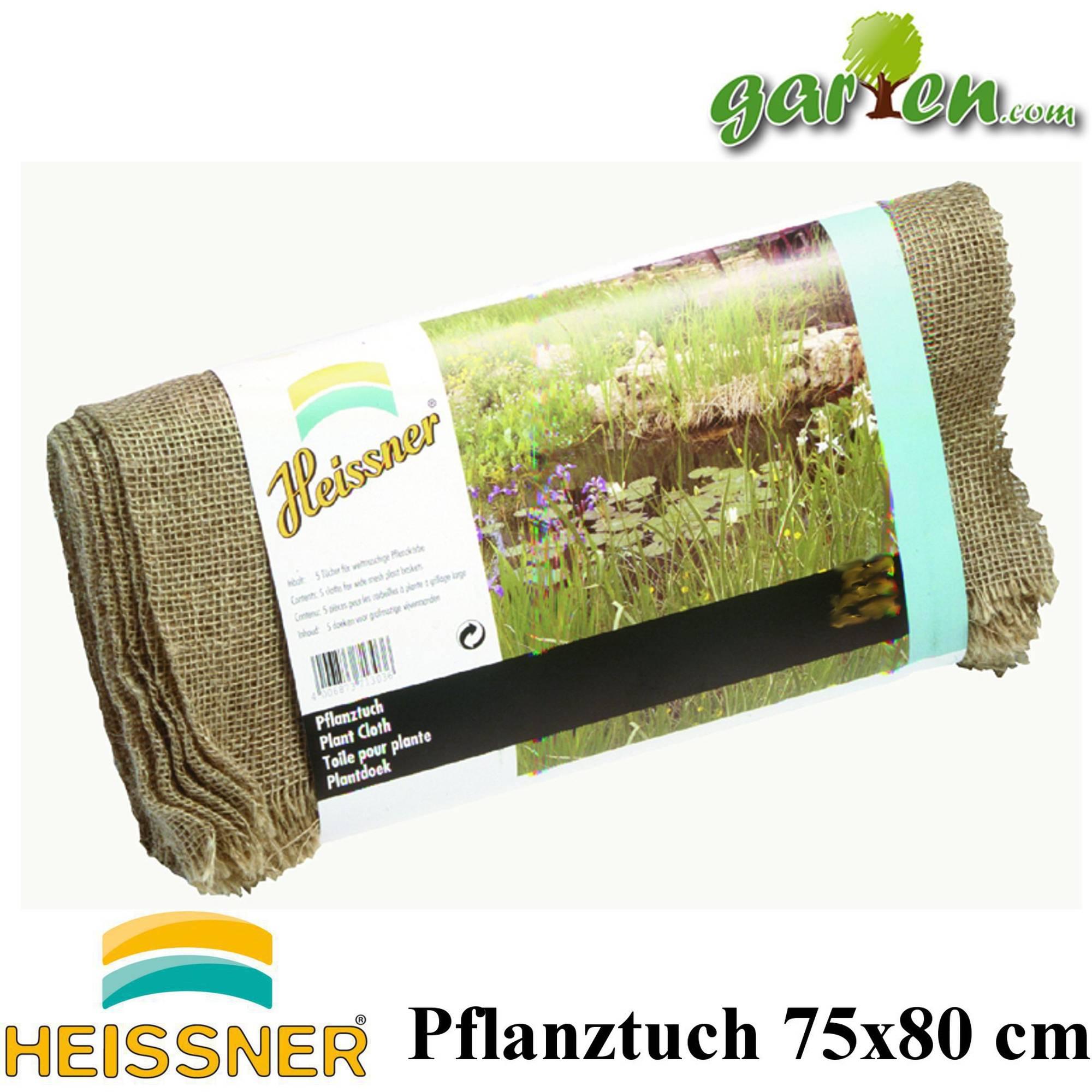 Pflanztuch 5er Pack Pflanzhilfe 75 x 80 cm