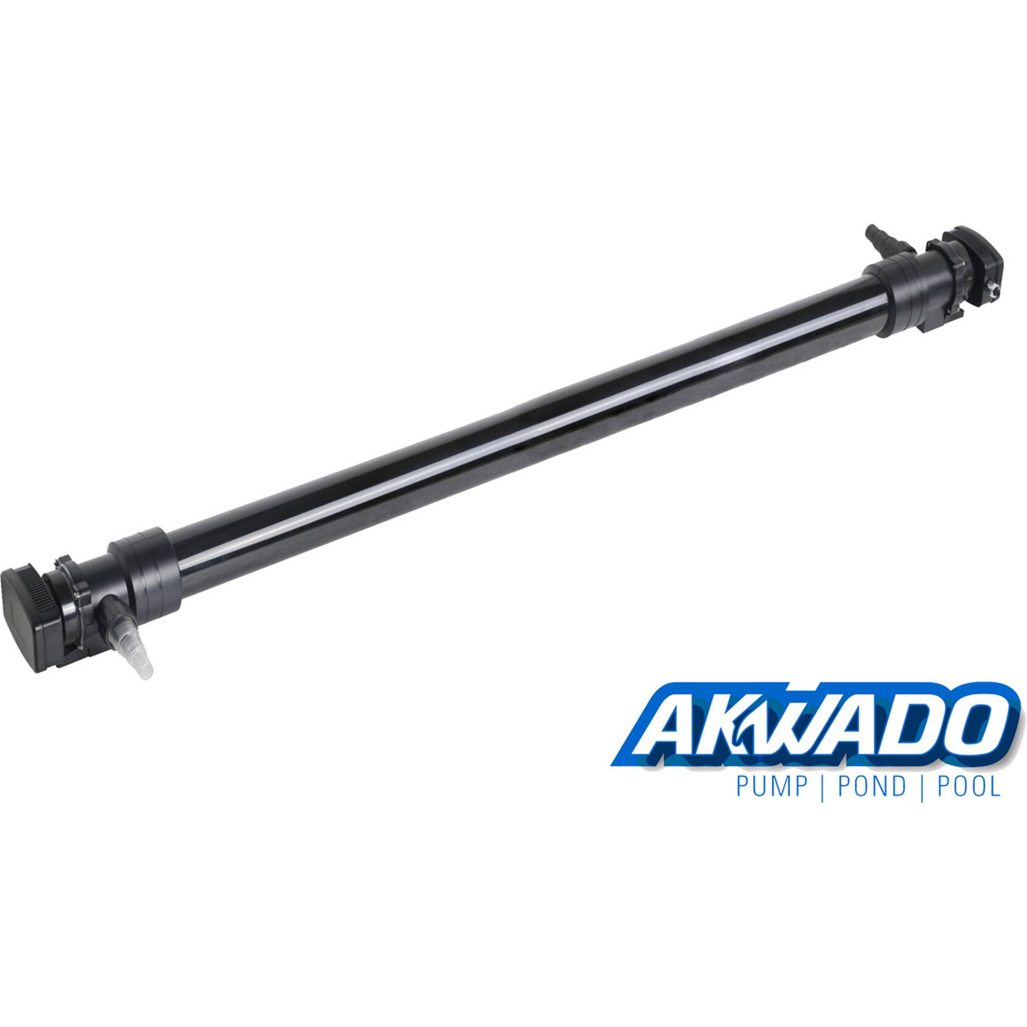AKWADO CUV-6110 Edelstahl Teichklärer mit 110W
