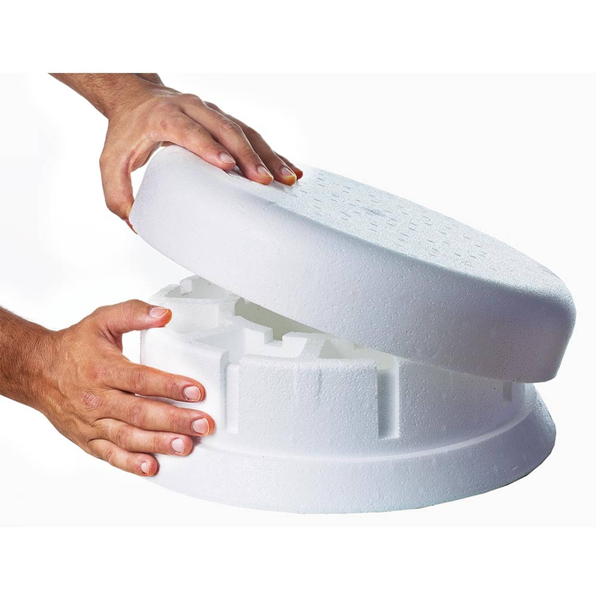 Eisfreihalter 25 cm, Winterschutz für Ihren Teich von Heissner