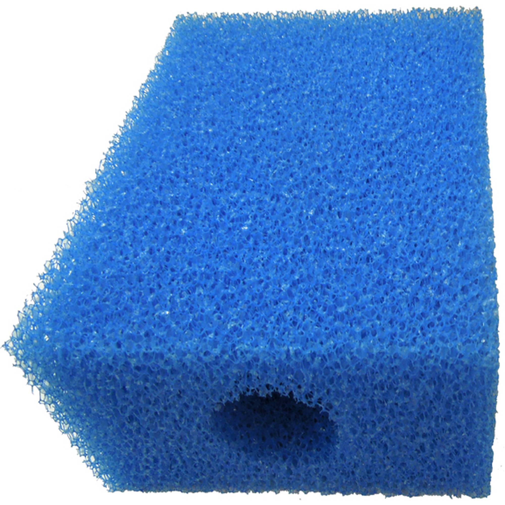 Filterschwamm blau, grob