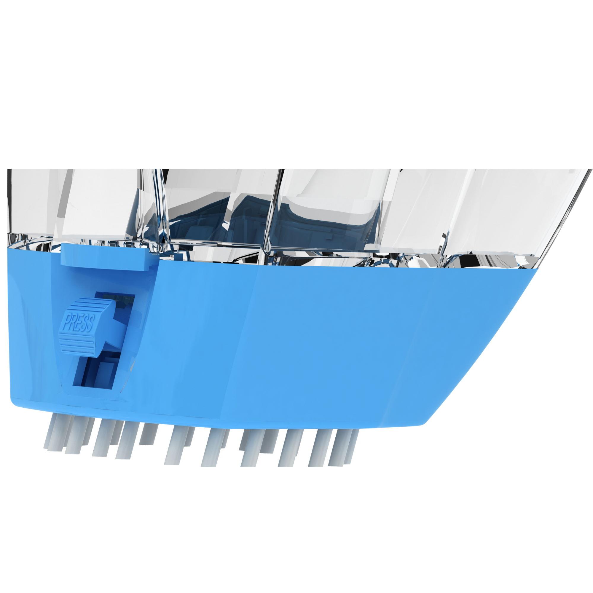 Orca 020H elektrischer Akku Pool Bodensauger mit Handgriff und Stange