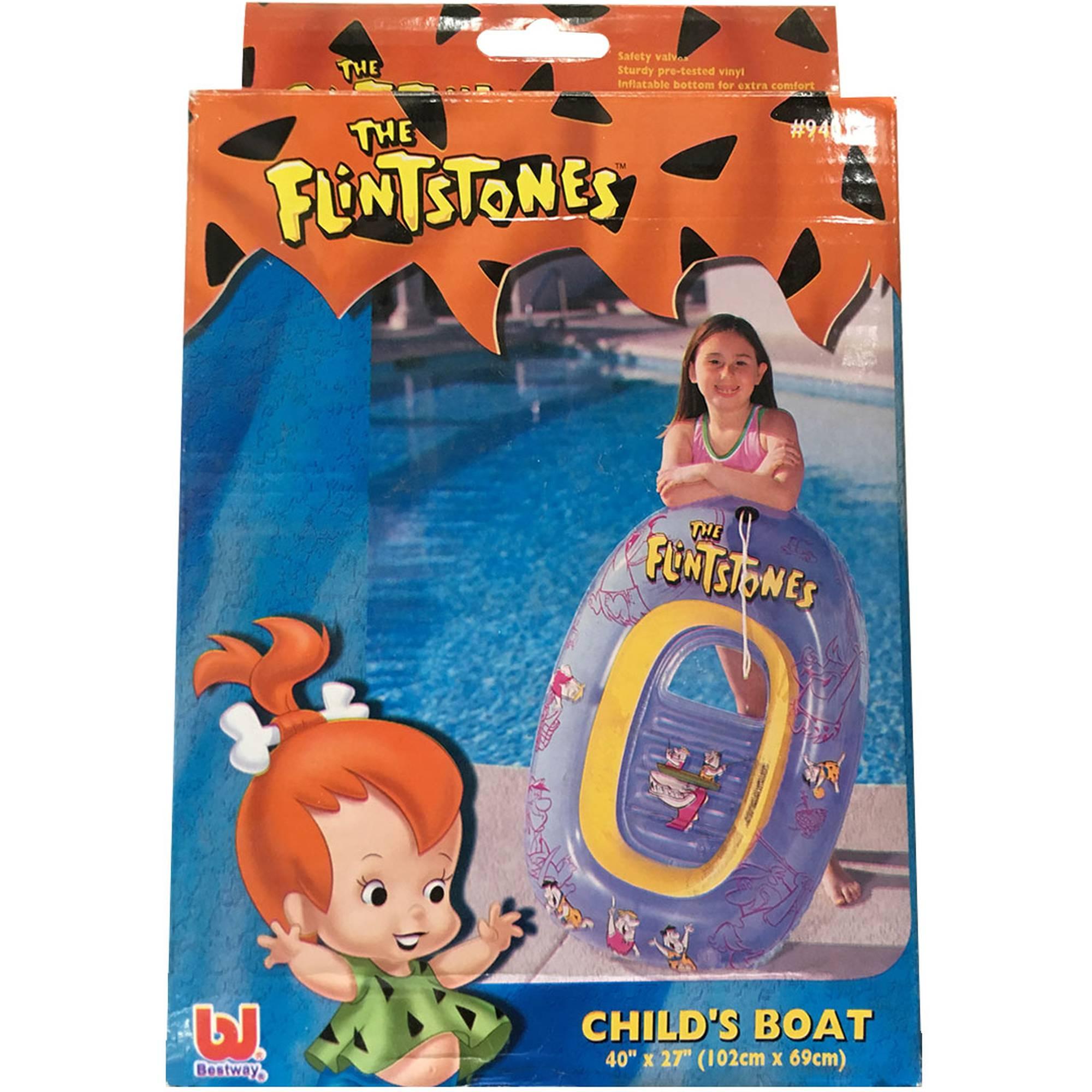 Child´s Boat Aufblasbares Kinderboot für Pool und Meer