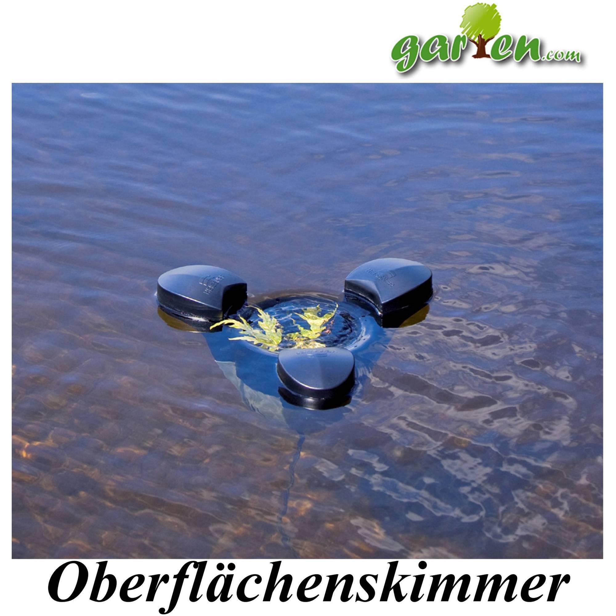 Skimmer Teichskimmer von Heissner inkl. Pumpe