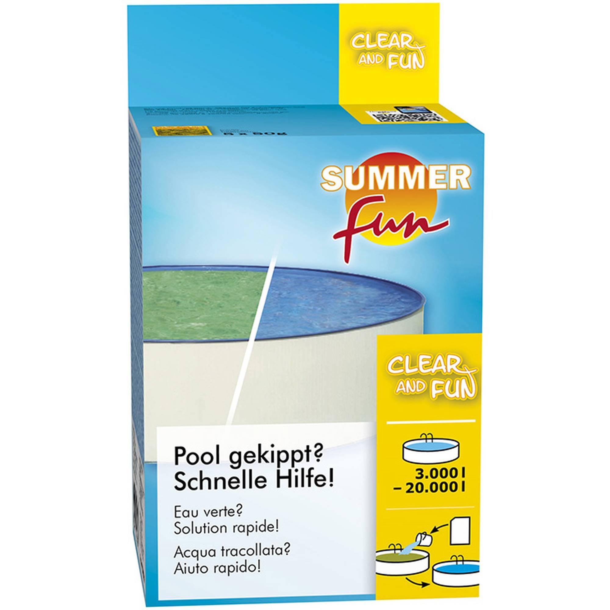 Summer Fun Clear n Fun