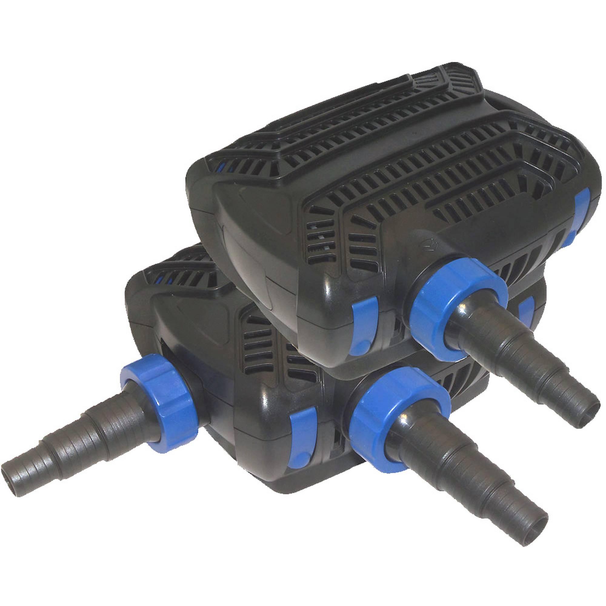 AKWADO 10000 l/h 80W Filterpumpe, Bachlaufpumpe, Teichpumpe