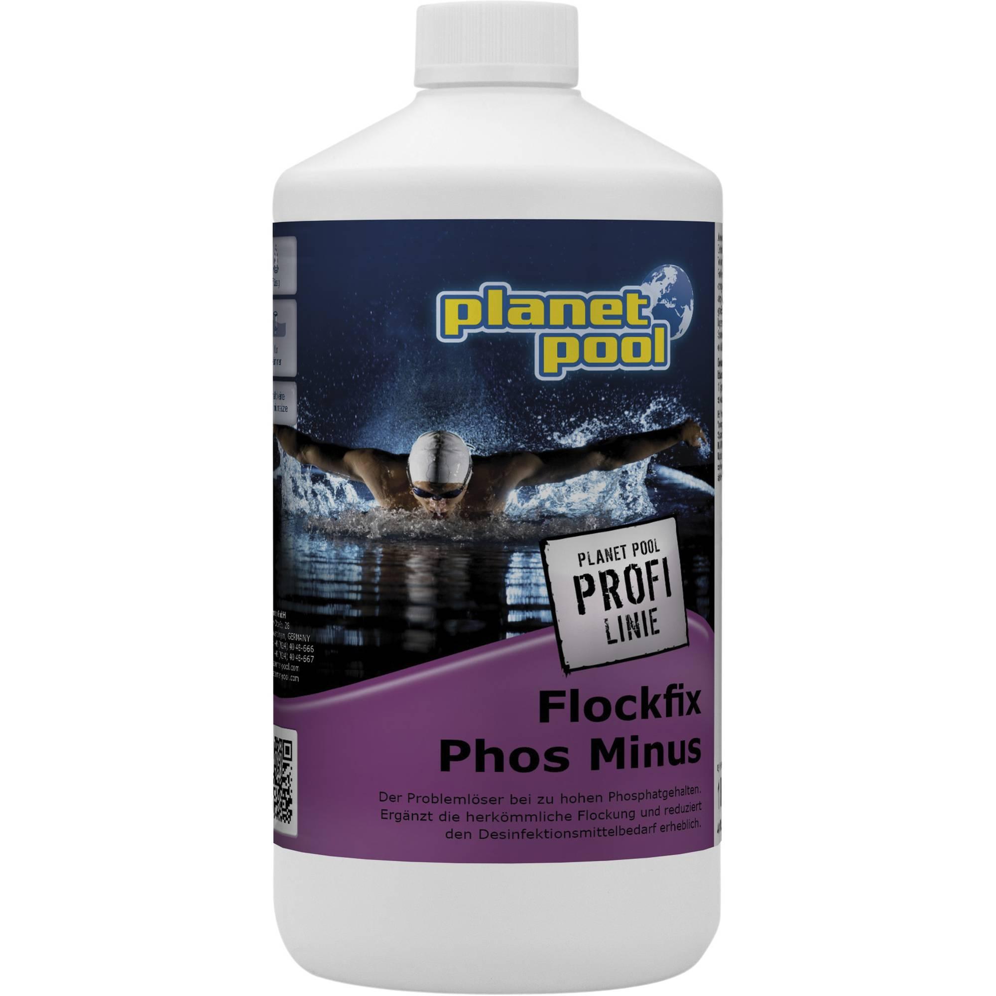PLANET POOL - Profi Linie   Flockfix Phos Minus 1 Liter