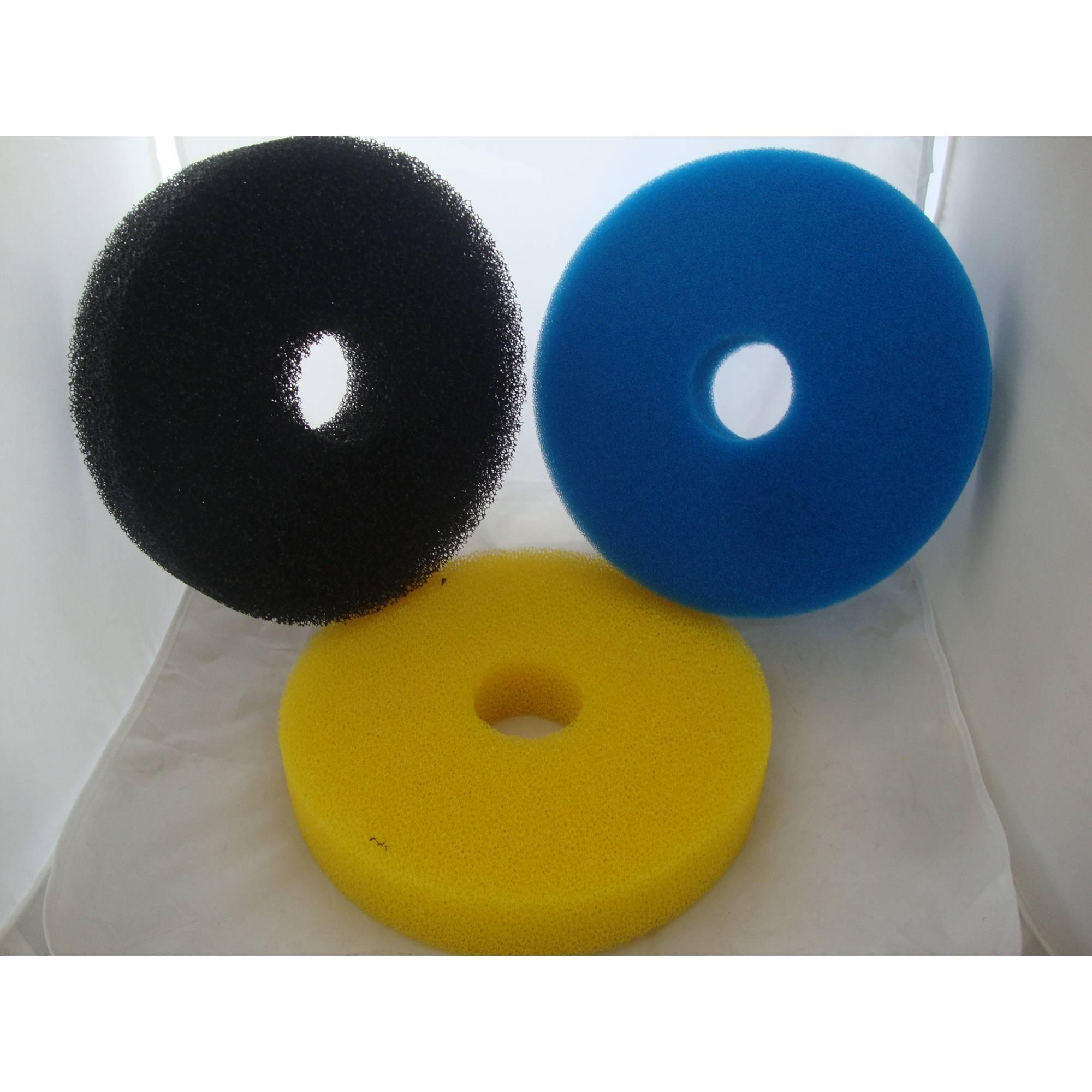 Filterschwamm, grob/ blau FPU10000 neu