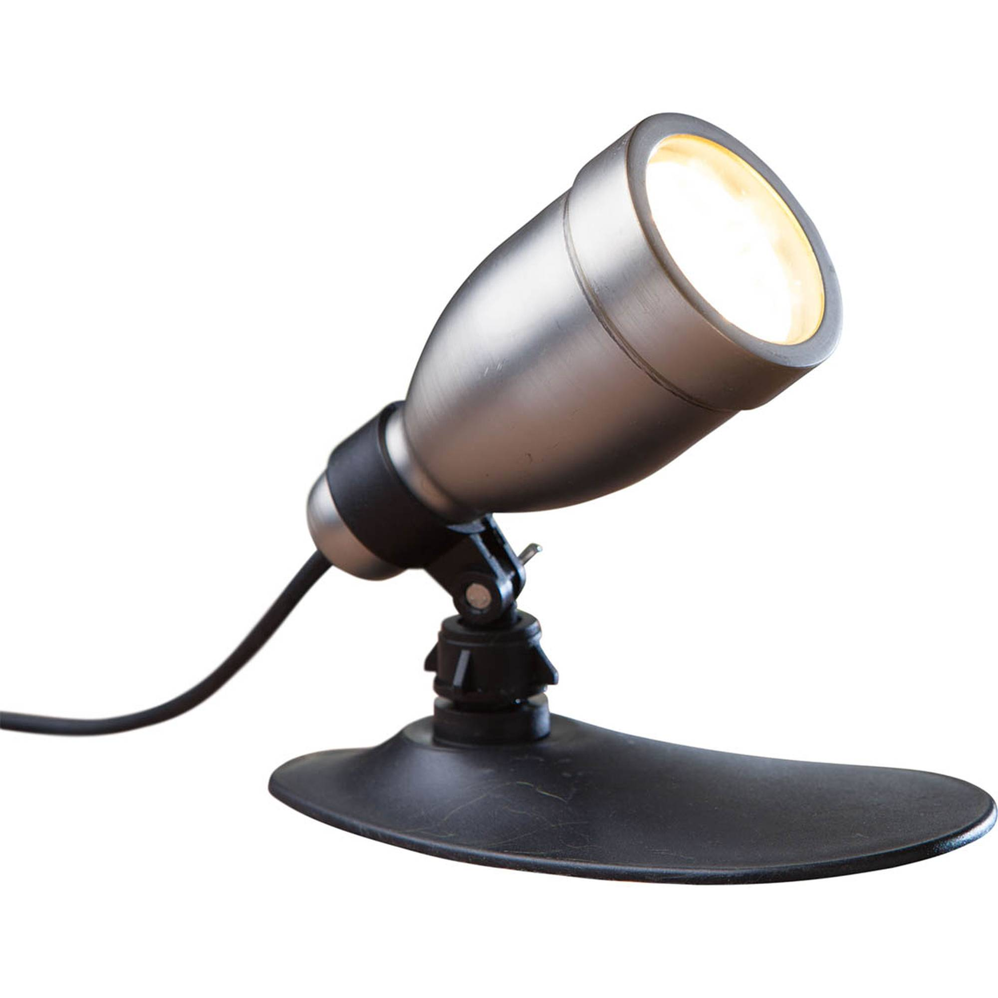 Heissner L429-00 LED Smart Light Spot 9 Watt silber