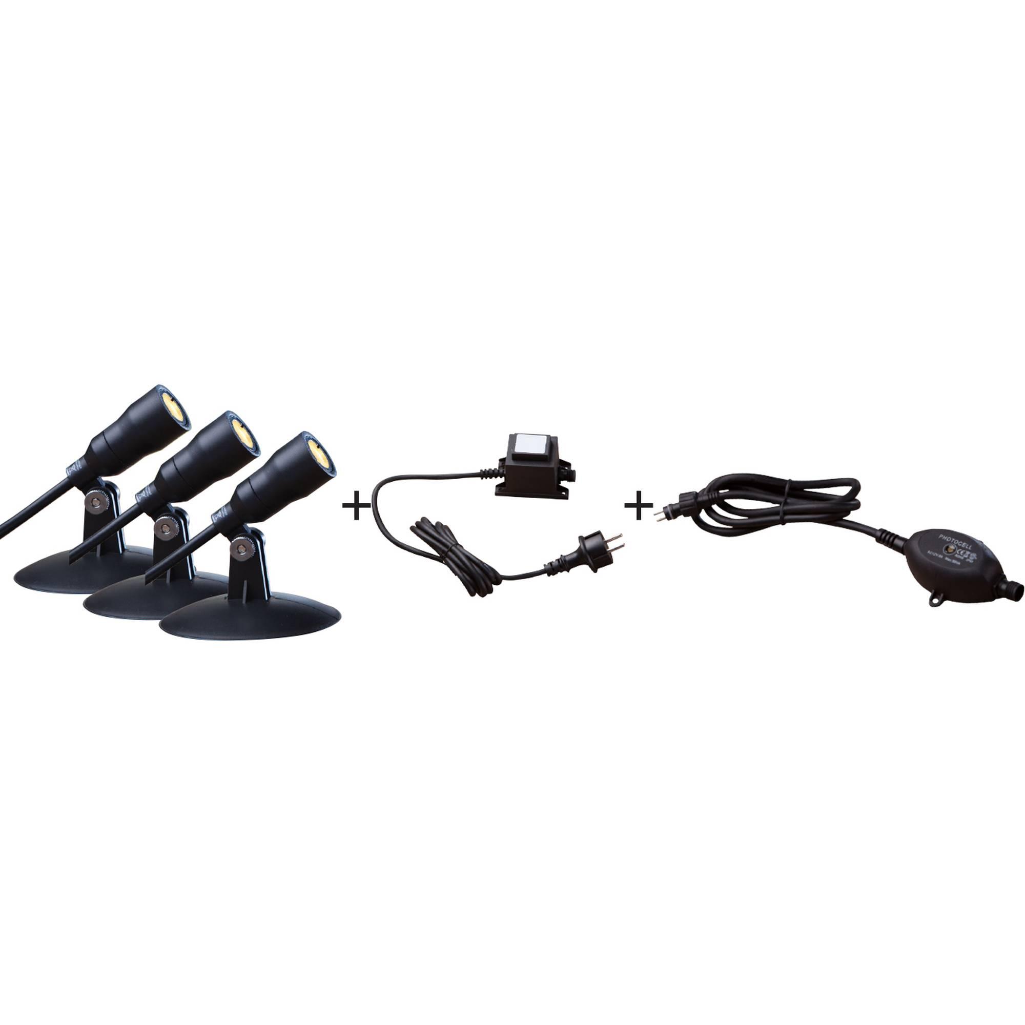 Heissner L410-00 Smart Light Starter Set LED-Spots