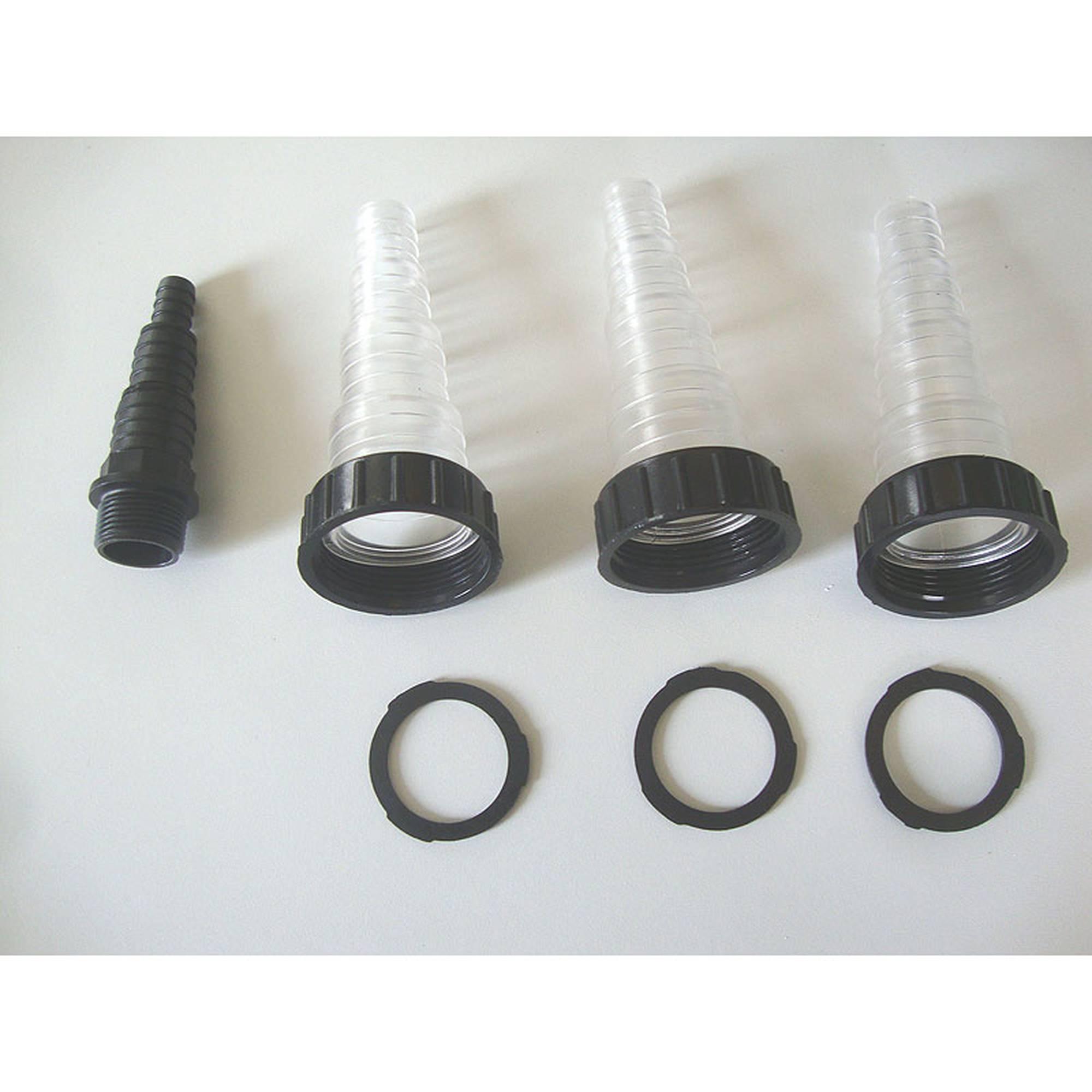 Schlauchanschluss+Überwurfmutter, F9000, FPU10000, FPU15000