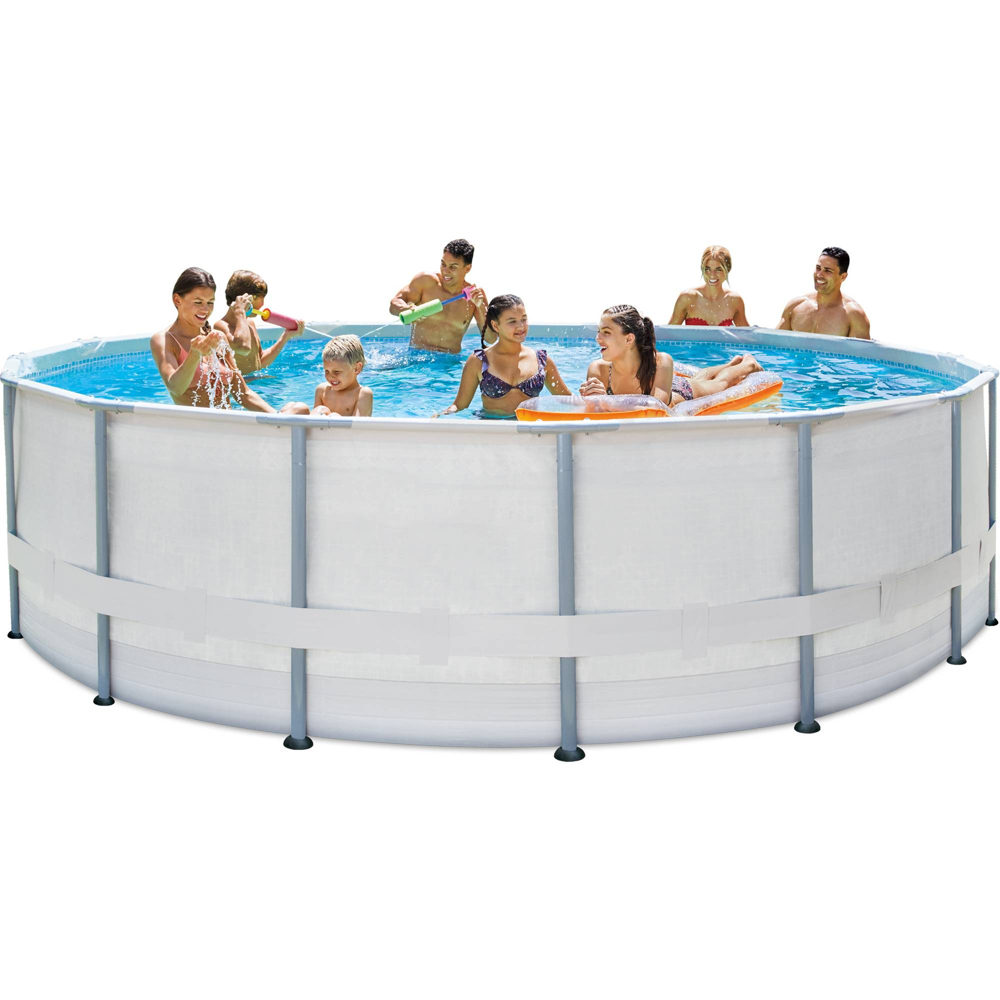 Elite Frame Pool Set 549 x 132 cm