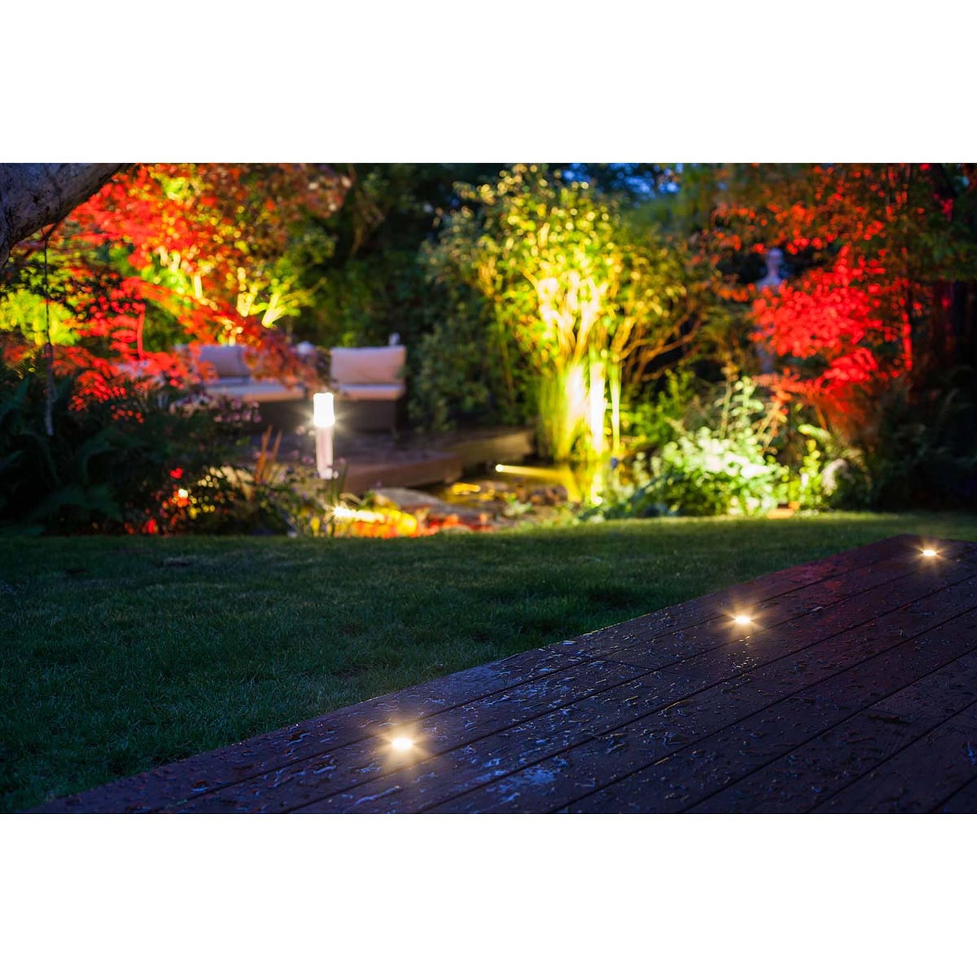 Heissner L451-00 Smart Light Bodeneinbau Spot und Decklight 1 Watt