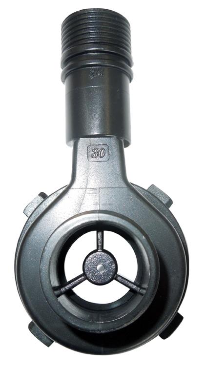 Pumpenkammerdeckel (groß) für HSP
