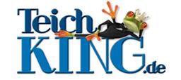Logo mit Frosch mit Krone