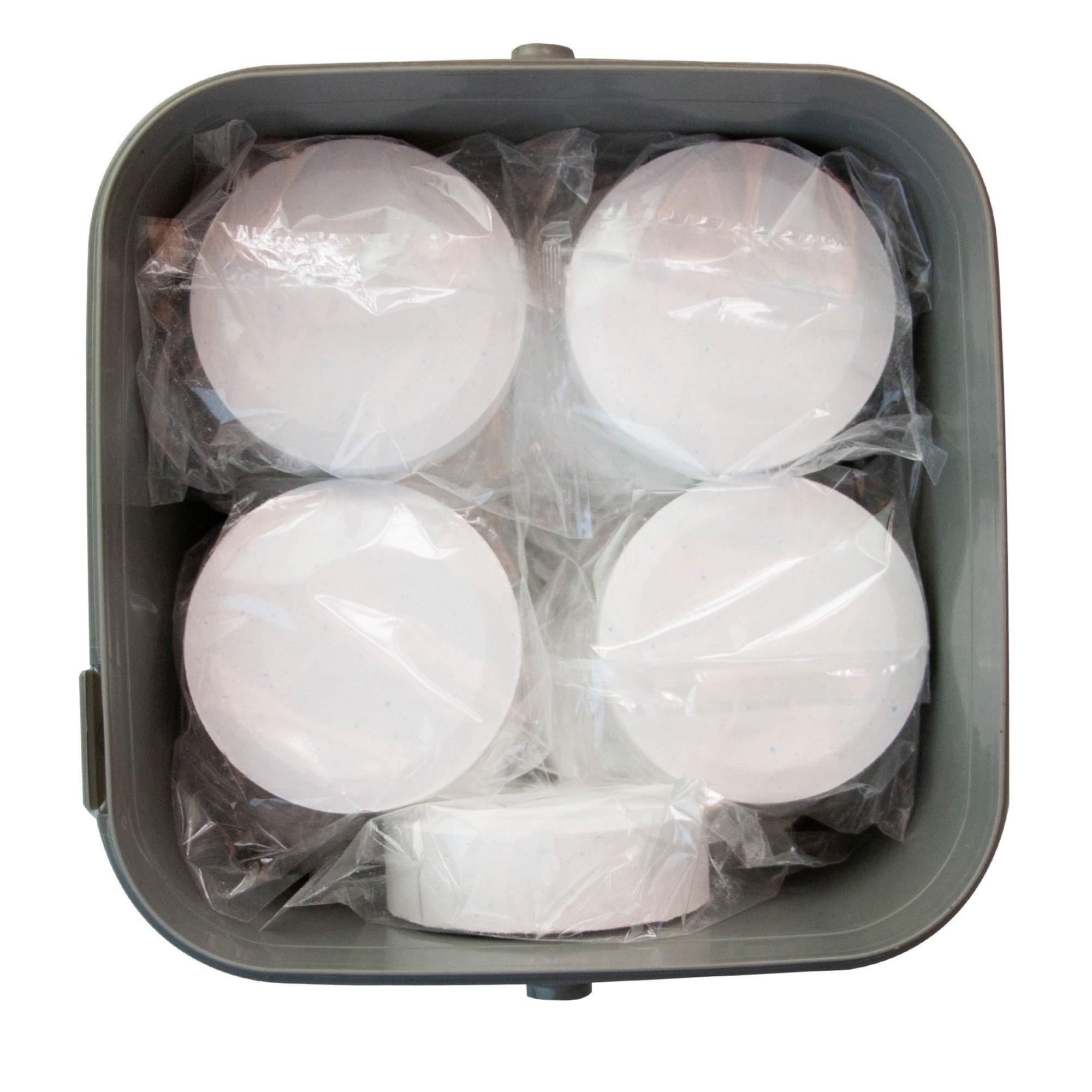 PLANET POOL Langzeit-Multifunktions-Tabletten 200 g, 5 kg