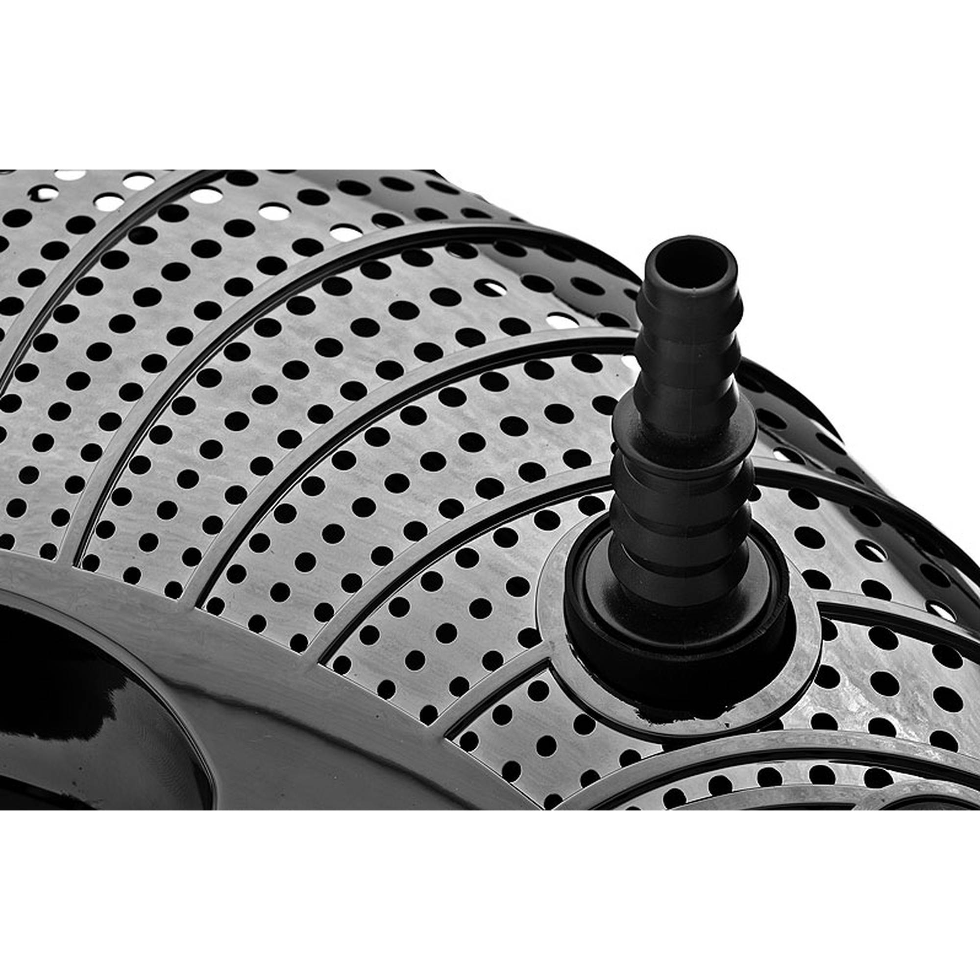 Filter- und Bachlaufpumpe Aqua Craft Premium Eco P6100E von Heissner