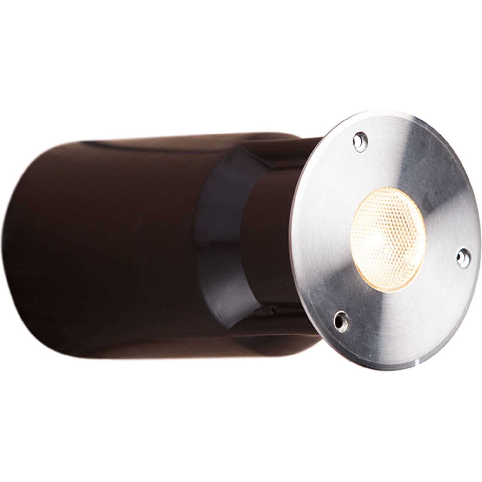 Heissner L453-00 Smart Light Bodeneinbau Spot und Decklight 3 Watt silber
