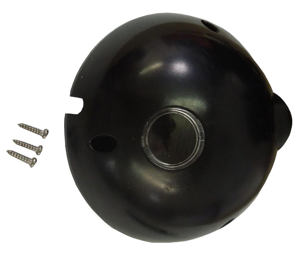 Abdeckhaube incl. Schrauben HLF4000-00